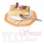 сладкое печенье — Стоковое фото