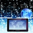 Stockfoto: Development of newest telecommunication and Internet of technologies