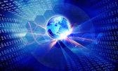 Innovative internet.The concept — Stock Photo