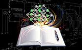 科学的な革新的な研究 — ストック写真