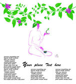 Medicine cosmetology.Body care.Spa — Stock Photo