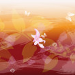 Abstract floral colorful background — Stock Photo #18348465