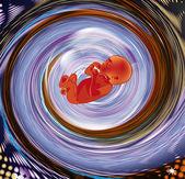 クローンを作成します。future.genetic の研究 — ストック写真