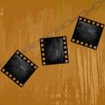 Retro cinematography.Abstract background — Stock Photo