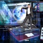Internet website network.E-business — Stock Photo #26112697
