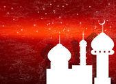 Abstract background for Ramadan Kareem — Stock Vector