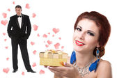 Valentines Day. — Stock Photo