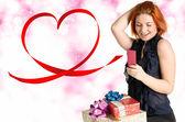 Valentýn — Stock fotografie