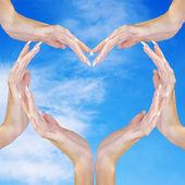 Love Concept.Valentine Day — Foto de Stock