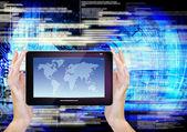 Network.Computers Innovation Technologies — Stock fotografie