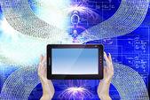 Network.Computers Innovation Technologies — 图库照片