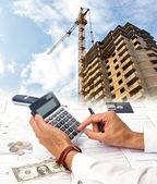 Stavební podnik — Stock fotografie