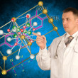 Scientific medical researches — Stock Photo #8223084
