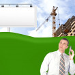 Construction business.Concept — Stock Photo #9391856