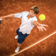 Tennis player — Stockfoto #16260803