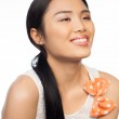 Happy young Asian woman — Stock Photo #15346659