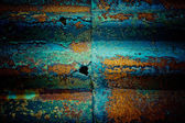Rusty metal texture background — Stock Photo