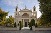 St. Anne's church, Wilanow, Warsaw, Poland. — ストック写真