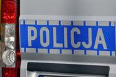 Polis arabası. — Stok fotoğraf