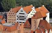 Gdansk, polen. — Stockfoto