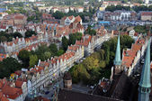 Gdansk, Poland. — Stock Photo