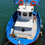 Fishing boat — Stock Photo #2860585