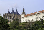 Kutna Hora. — Stock Photo