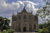 Saint Barbara's Church. — Foto Stock