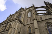 Saint Barbara's Church. — Stock Photo