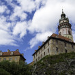 Stock Photo: Cesky Krumlov castle.