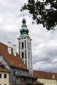St. Jost Church. — Stock Photo