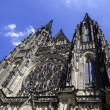 Saint Vitus Cathedral. — Stock Photo