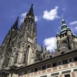 Saint Vitus Cathedral. — Stock Photo #35612977
