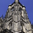 Stock Photo: Saint Vitus Cathedral.