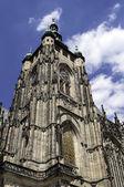 Saint Vitus Cathedral. — Stock Photo