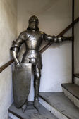 Knight armour. — Stock Photo