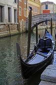 Gondola in Venice. — Stock Photo