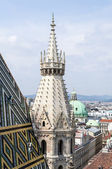 Stephansdom, St. Stephan's Cathedral, Vienna. — Stock Photo