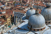 San Marco Basilica, Venice. — Stock Photo