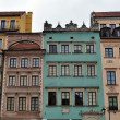 Warsaw Old Town. — Stock Photo #45059989