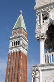 St Mark's Campanile. — Stock Photo