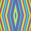 Stock Photo: Multicolored symmetrical background.