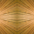 Stock Photo: Wooden symmetrical background.