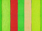 Mehrfarbiger fence.abstract Hintergrund. — Stockfoto
