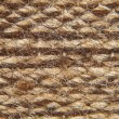 Rough knit camel wool fabric texture pattern. — Stock Photo