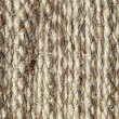 Stock Photo: Rough knit camel wool fabric texture pattern.