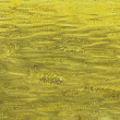 Golden ripples abstract texture. — Stock Photo #27939015