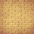 Vintage brick wall background. — Stock Photo