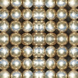 Stockfoto: Shining metallic balls.Abstract background.