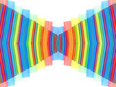 Multicolored prospective striped abstract background. — Stock Photo